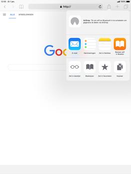 Apple ipad-air-10-5-inch-2019-model-a2123 - Internet - Hoe te internetten - Stap 6