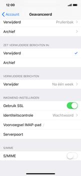 Apple iphone-xs-model-A1920 - E-mail - Instellingen KPNMail controleren - Stap 21