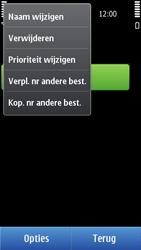Nokia C7-00 - Internet - Handmatig instellen - Stap 13