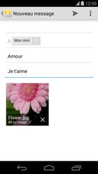 LG D821 Google Nexus 5 - E-mail - envoyer un e-mail - Étape 14
