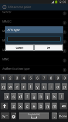 Samsung I9205 Galaxy Mega 6-3 LTE - Internet - Manual configuration - Step 14