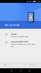 Huawei P8 - Email - 032a. Email wizard - Gmail - Step 7