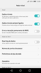 Huawei Y6 (2017) - Internet no telemóvel - Como ativar os dados móveis -  6