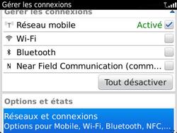 BlackBerry 9360 Curve - Bluetooth - Jumeler avec un appareil - Étape 4