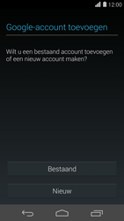 Huawei Ascend P7 - Applicaties - Account aanmaken - Stap 3