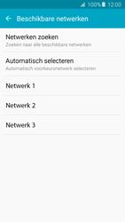 Samsung Galaxy S5 Neo (G903) - Netwerk selecteren - Handmatig een netwerk selecteren - Stap 9