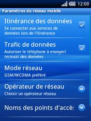 Sony Ericsson Xperia X10 Mini - Internet - Configuration manuelle - Étape 12