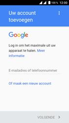 Crosscall Trekker M1 Core - E-mail - Handmatig instellen (gmail) - Stap 9
