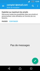 Sony Xperia Z5 Compact - E-mails - Ajouter ou modifier un compte e-mail - Étape 19