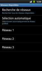 Samsung I9001 Galaxy S Plus - Réseau - utilisation à l'étranger - Étape 13