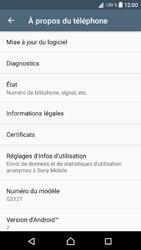 Sony Xperia XA1 - Réseau - Installation de mises à jour - Étape 6