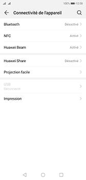 Huawei P20 Android Pie - Bluetooth - Jumeler avec un appareil - Étape 4