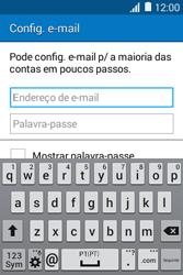 Samsung Galaxy Young II - Email - Adicionar conta de email -  5