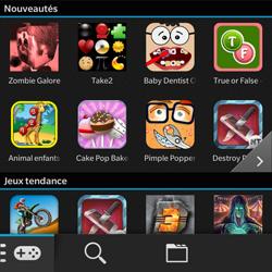 BlackBerry Q10 - Applications - Télécharger une application - Étape 8