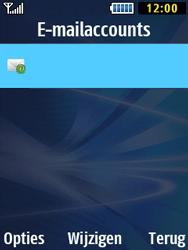 Samsung B2710 Xcover 271 - E-mail - Handmatig instellen - Stap 21