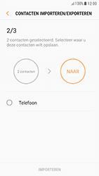 Samsung Galaxy A3 (2017) - Android Nougat - Contacten en data - Contacten kopiëren van SIM naar toestel - Stap 12