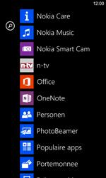 Nokia Lumia 925 - Contactgegevens overzetten - delen via Bluetooth - Stap 3