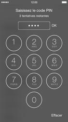 Apple iPhone 5c (iOS 8) - Premiers pas - Créer un compte - Étape 5
