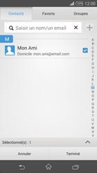 Sony Xpéria Z3 - E-mails - Envoyer un e-mail - Étape 7