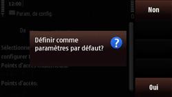 Nokia N97 Mini - MMS - configuration automatique - Étape 7