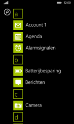 Nokia Lumia 530 - E-mail - e-mail versturen - Stap 2