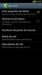 Samsung I9300 Galaxy S III - Internet - Configurar Internet - Paso 7