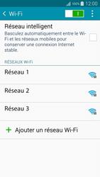 Samsung Galaxy A5 (A500FU) - Internet et connexion - Accéder au réseau Wi-Fi - Étape 6