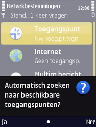 Nokia N86 - Internet - Handmatig instellen - Stap 8