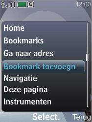 Nokia 7210 supernova - Internet - Internetten - Stap 6