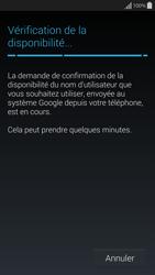 Samsung Galaxy Alpha - Premiers pas - Créer un compte - Étape 11