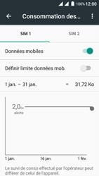 Wiko Freddy - Internet et connexion - Désactiver la connexion Internet - Étape 5
