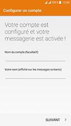 ZTE Blade V8 - E-mail - Configuration manuelle (outlook) - Étape 12