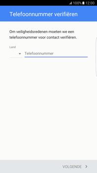 Samsung Samsung G928 Galaxy S6 Edge + (Android M) - Applicaties - Account instellen - Stap 7