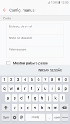 Samsung Galaxy S6 Android M - Email - Configurar a conta de Email -  9