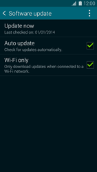 Samsung Galaxy S5 mini - Network - Installing software updates - Step 7