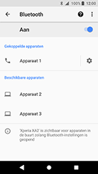 Sony Xperia XA2 (H3113) - Bluetooth - Headset, carkit verbinding - Stap 9