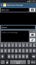 Samsung I9195 Galaxy S IV Mini LTE - MMS - envoi d'images - Étape 11