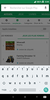 Alcatel 3L - Applications - Télécharger une application - Étape 12