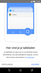 HTC One M9 (Model 0PJA100) - Internet - Hoe te internetten - Stap 4