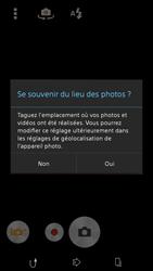 Sony Xpéria Z1 - Photos, vidéos, musique - Prendre une photo - Étape 4