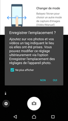 Sony Xperia XZ Premium - Photos, vidéos, musique - Prendre une photo - Étape 4
