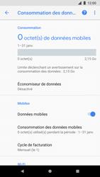 Google Pixel 2 - Internet - Activer ou désactiver - Étape 6