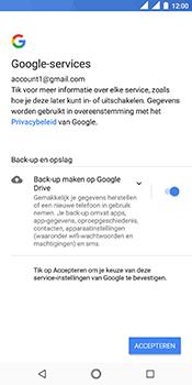 Nokia 5.1 - E-mail - handmatig instellen (gmail) - Stap 11