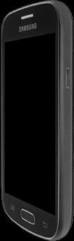 Samsung Galaxy Fresh Duos - Primeiros passos - Como ligar o telemóvel pela primeira vez -  2
