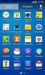 Samsung Galaxy Trend Plus S7580 - Internet - Activer ou désactiver - Étape 3