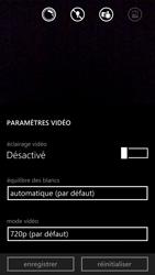 Nokia Lumia 930 - Photos, vidéos, musique - Créer une vidéo - Étape 9