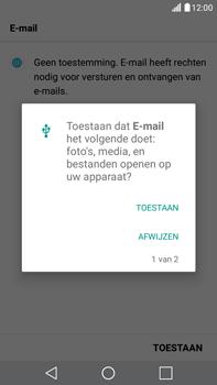 LG Stylus 2 (K520) - E-mail - Handmatig Instellen - Stap 12