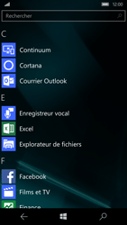 Microsoft Lumia 950 - E-mail - Configuration manuelle (outlook) - Étape 3