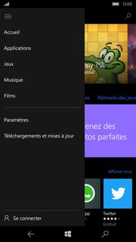 Microsoft Lumia 950 XL - Applications - Télécharger des applications - Étape 5