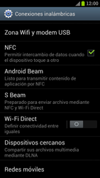 Samsung I9300 Galaxy S III - Red - Seleccionar una red - Paso 5